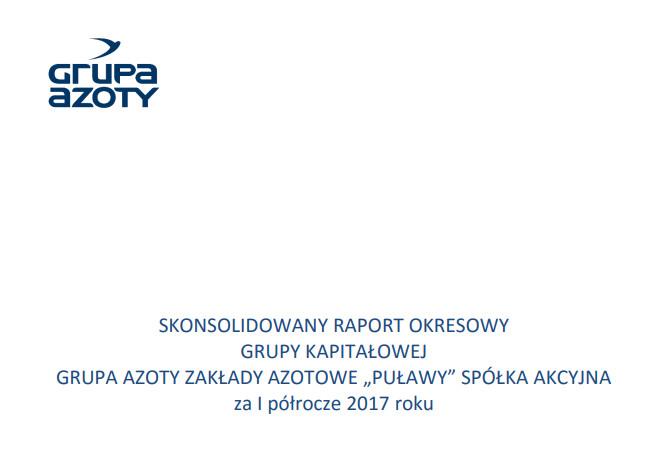 Wyniki za  II kwartał. Zysk netto 46 998 000 PLN.  Premia 15%