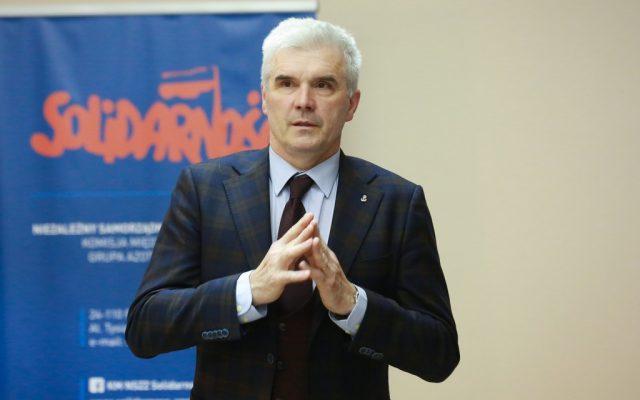 Spotkanie z dr Tomaszem Panfilem